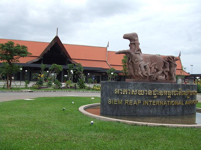 Sân bay quốc tế Siem Reap