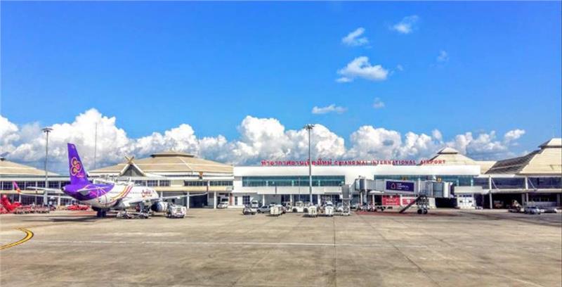 Sân bay quốc tế Chiang Mai