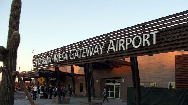 Nhà ga sân bay quốc tế Phoenix Mesa Gateway