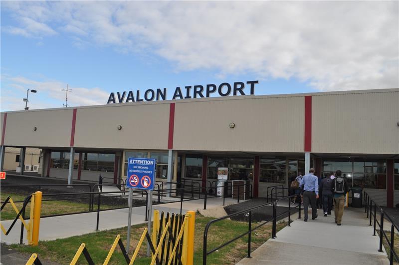 Sân bay quốc tế Avalon