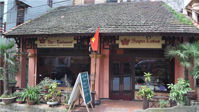 Bar and restaurant in Sapa