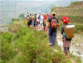 Sapa trekking brings interesting experience