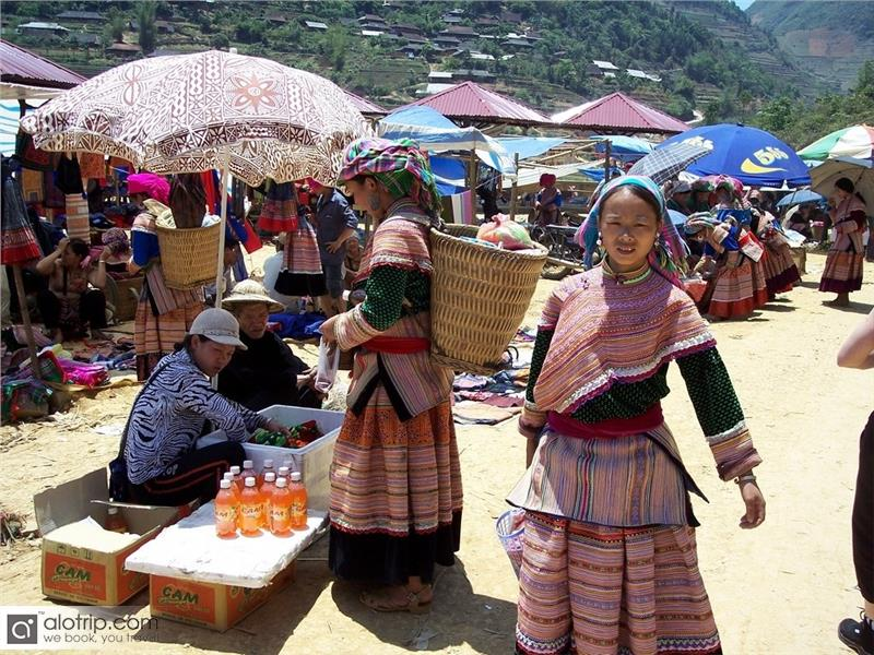 Ethnic group in Sapa