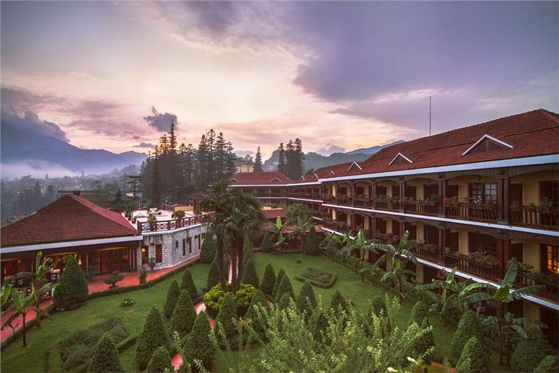 Victoria Sapa Resort and Spa - Exterior