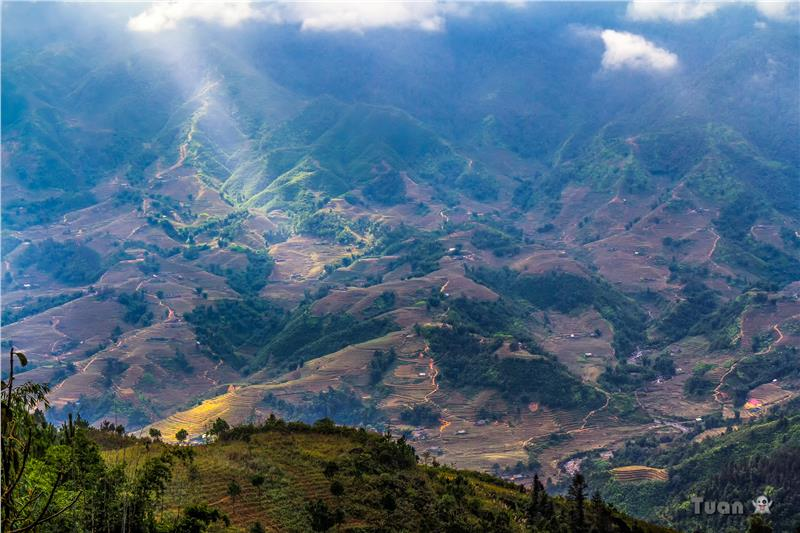 Vietnam in the top 20 most beautiful countries