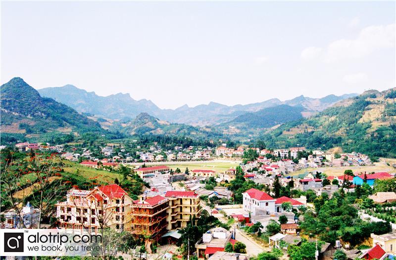 Bac Ha Town