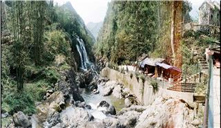 Love Waterfall Sapa