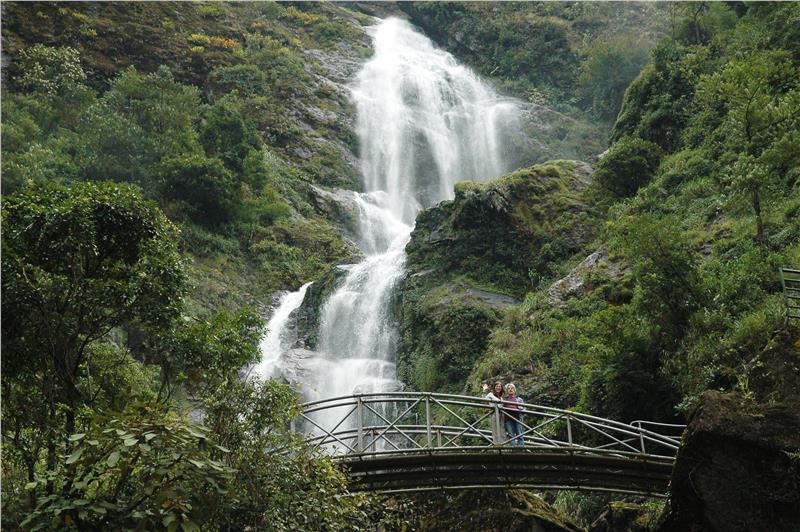 Thac Bac - Silver Waterfall Sapa