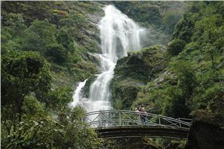 Thac Bac - Silver Waterfall Sapa