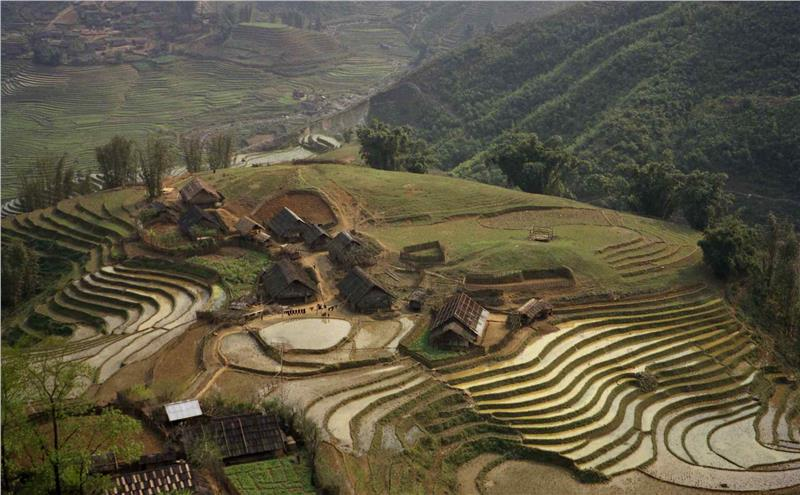 Ta Van Village in Sapa