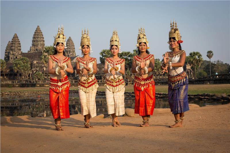 Kinh nghiệm du lịch Campuchia 2018