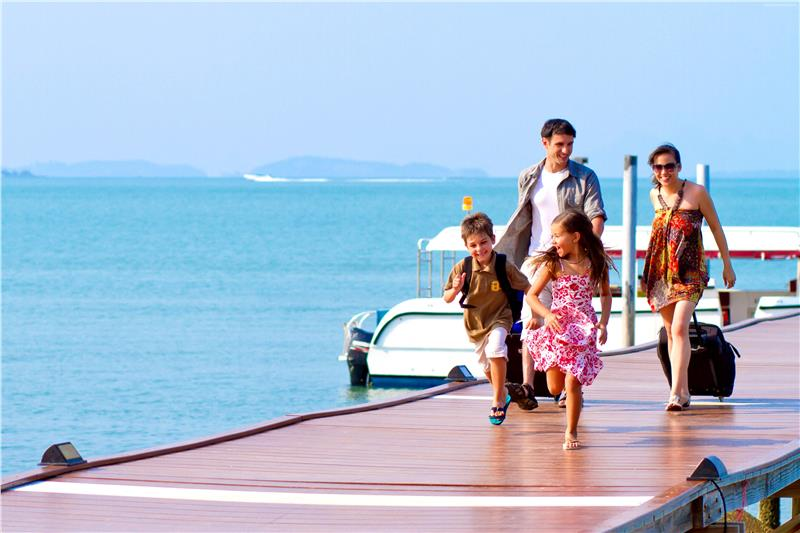 5 lý do nên đi du lịch cùng các con bạn