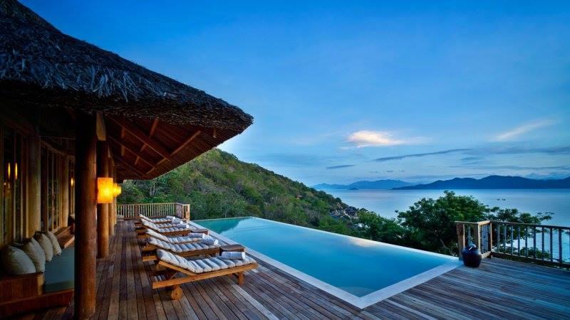 """Top 3 resort """"sang chảnh"""" tại Việt Nam được hội con nhà giàu yêu thích"""