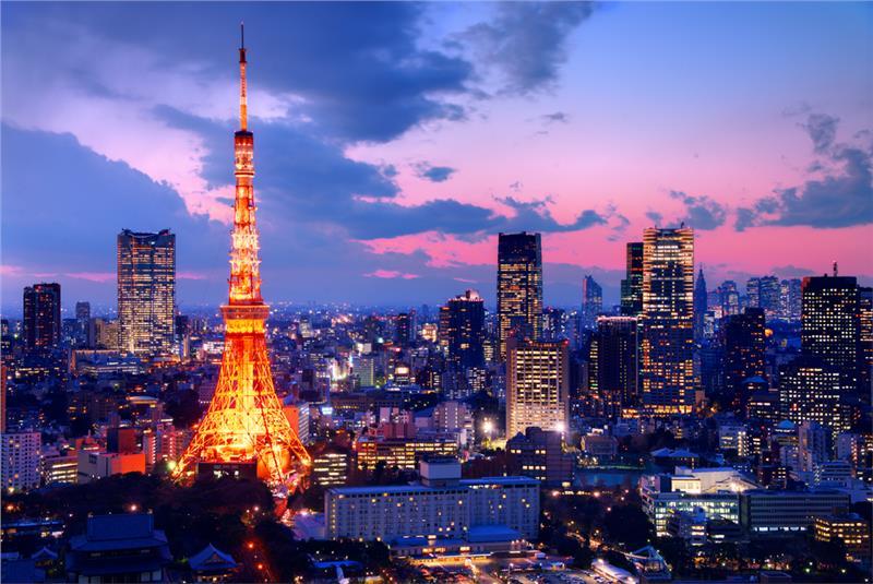 Những địa điểm du lịch Tokyo Nhật Bản bạn không nên bở lỡ
