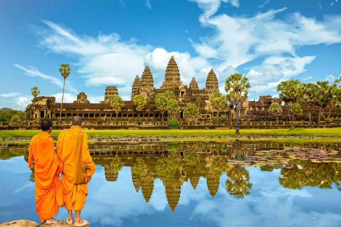 Sim du lịch Campuchia - 4 ngày - 10GB - 4G - SB35