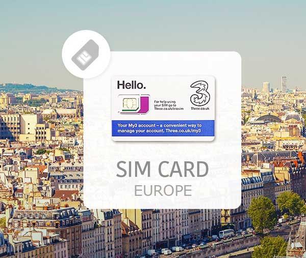 Mua Sim du lịch Châu Âu và thế giới cùng AloTrip