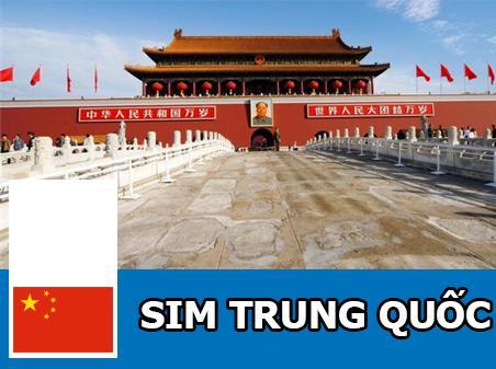 Sim du lịch Trung Quốc - Hồng Kông - Ma cao - 5 ngày - 500MB/ngày - SB27