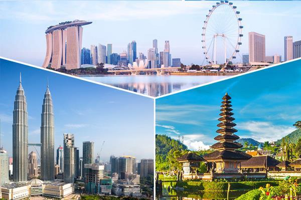 Sim Singapore - Indonesia - Campuchia - 7 ngày - 100GB - 4G - SB39
