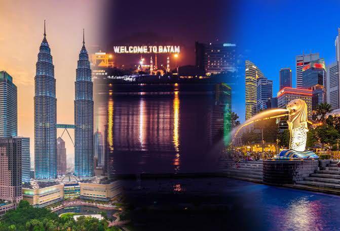 Sim du lịch Singapore - Indonesia - Campuchia - 5 ngày - 100GB - 4G - SB38