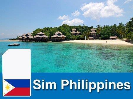 Sim du lịch Philippines - 10 ngày - 2GB - 4G - SB30