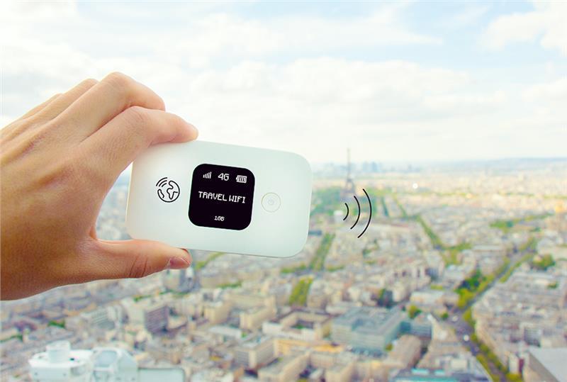 Bộ WiFi sử dụng trọn đời 120 nước (Mã Sim KG)