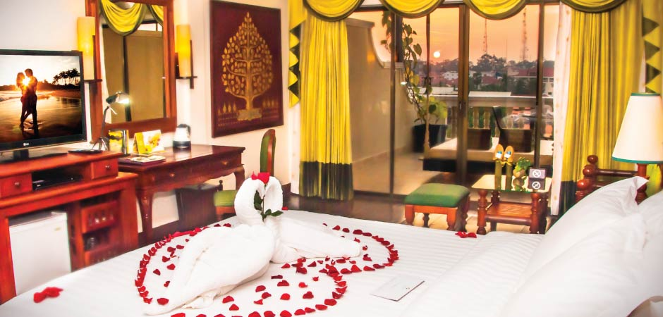 Privilege Floor Hotel In Siem Reap Cambodia