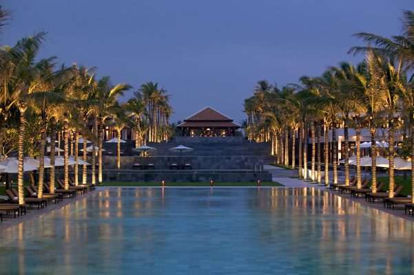The Asian aspiration at Nam Hai Resort Hoi An