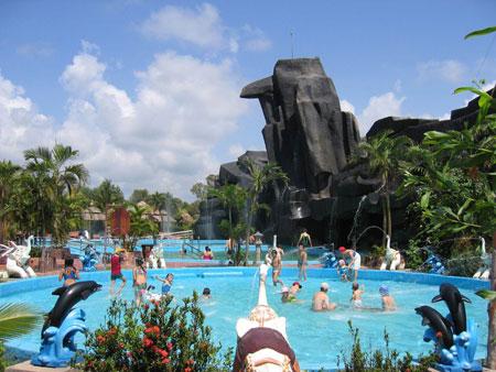 BinhChauHot Springs Resort in Vietnam