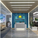 Vietnam Airlines' most modern booking office