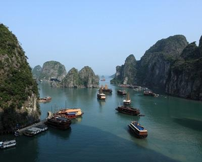 The good situation of tourism in Quang Ninh in early 2013