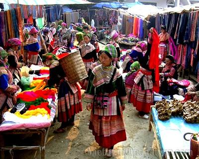 What to buy! Where to buy in Sa Pa and Bac Ha market!
