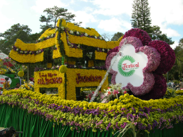 Vietnam news on Da Lat Flower Festival 2013