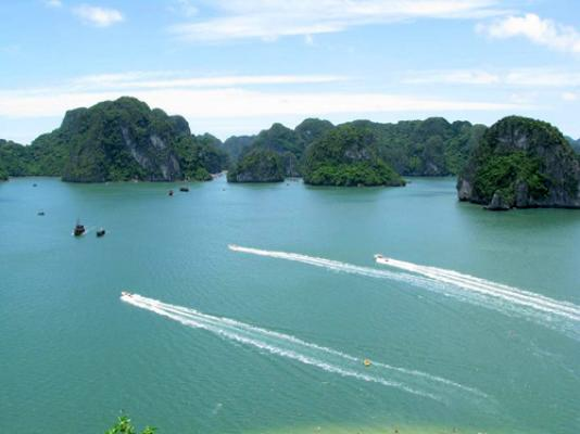Discovery North of Vietnam