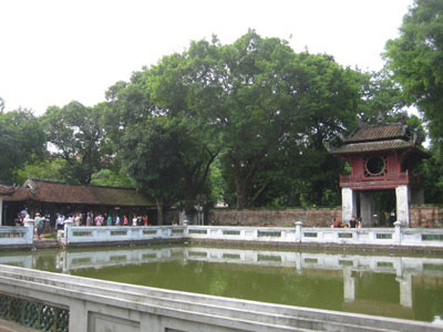 Thien Quang Tinh lake