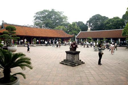 The Bai Duong area
