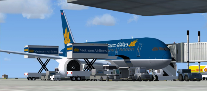 Vietnam Airlines signed a billion contract to buy GEnx engines