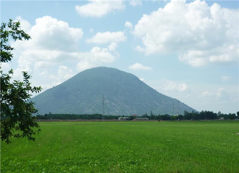 Ba Den Mountain in Tay Ninh province
