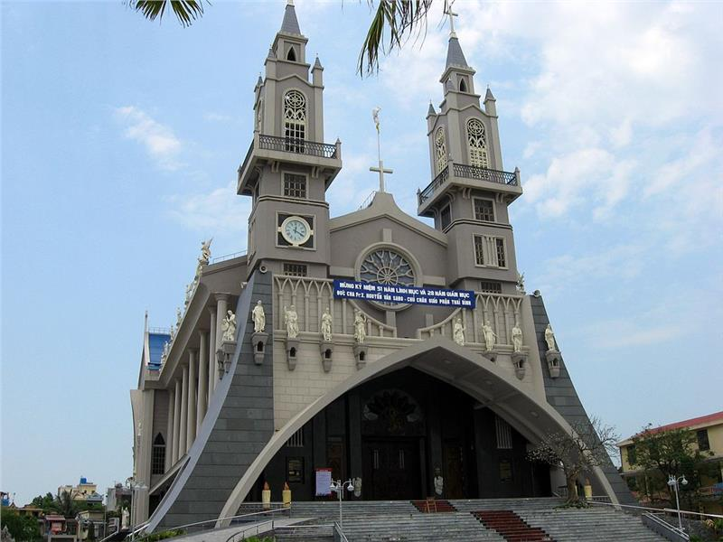 Church in Thai Binh