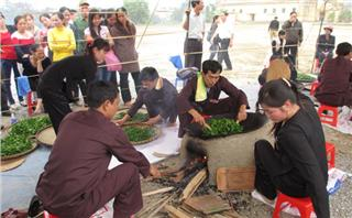 Thai Nguyen successfully hosted Dai Tu Tea Festival