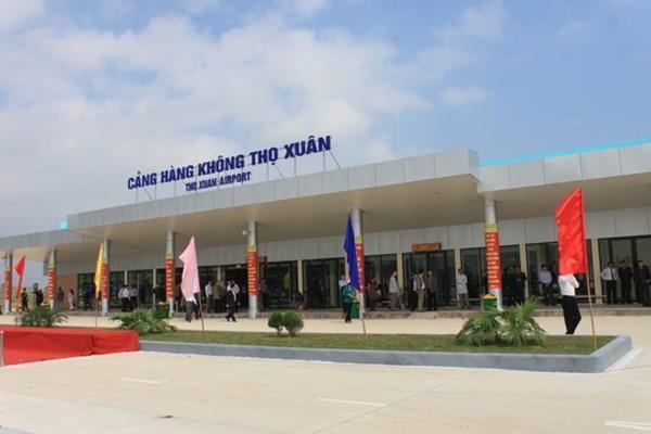 Tho Xuan Airport – Thanh Hoa