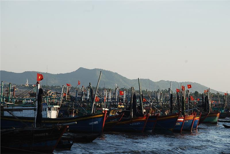 Thanh Hoa sea
