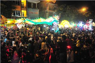 Unique mid-autumn festival in Tuyen Quang