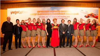 Vietjet to open flights to Vladivostok from May 2015