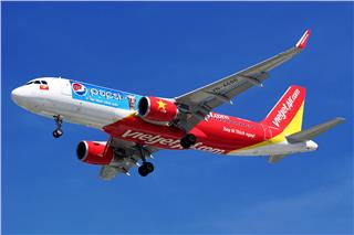 VietJet Air to open Ho Chi Minh City - Seoul route