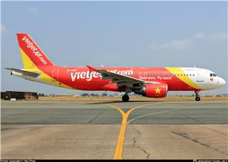 VietJet adds flights from HCM to Singapore
