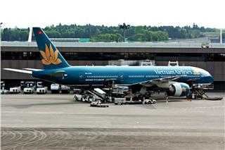 Vietnam Airlines Travel to Da Nang beach city