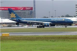 Vietnam Airlines travel to Ho Chi Minh City