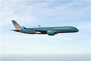 The latest images of Vietnam Airlines A350 – 900