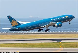 545 chuyến bay Vietnam Airlines được tăng cường dịp 30/4