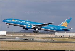 Vietnam Airlines flights to France